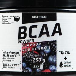 BCAA 2:1:1 rode vruchten 250 g