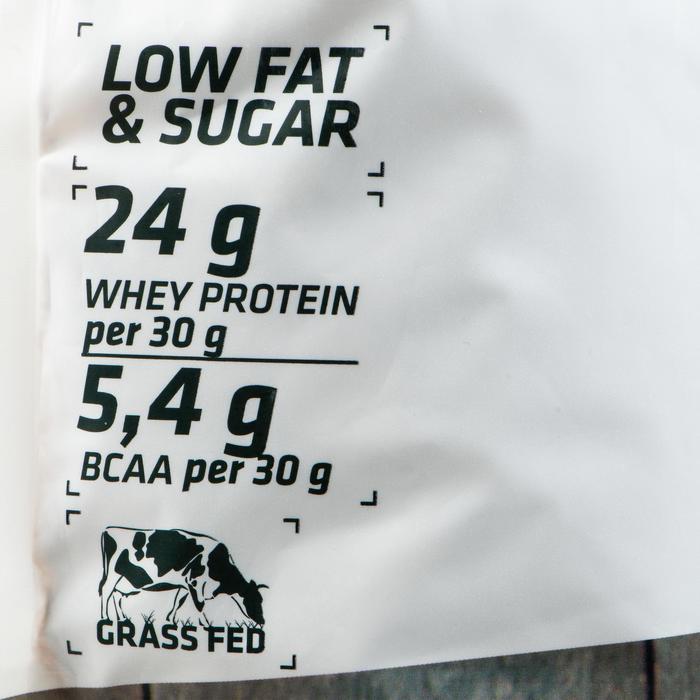 Eiwitshake whey protein isolaat cookie 900g