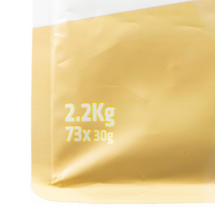 Whey eiwitisolaat vanille 2,2 kg