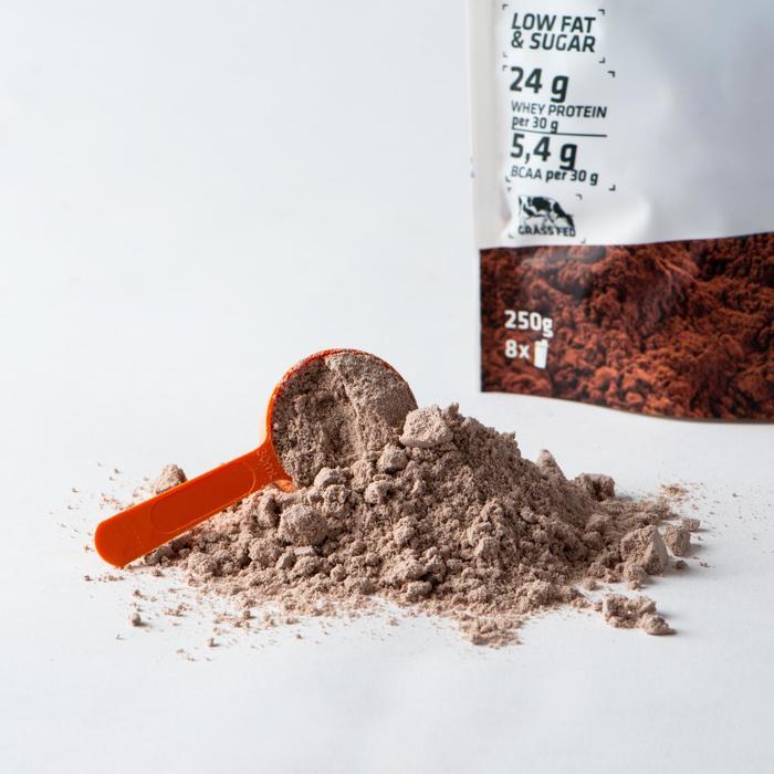 Whey Protein Isolate Schoko 250g