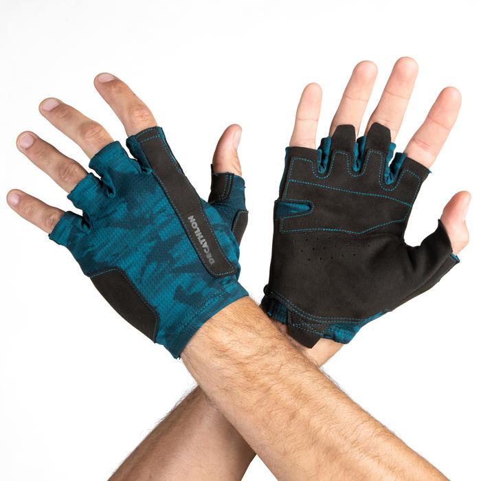 重訓手套-藍色