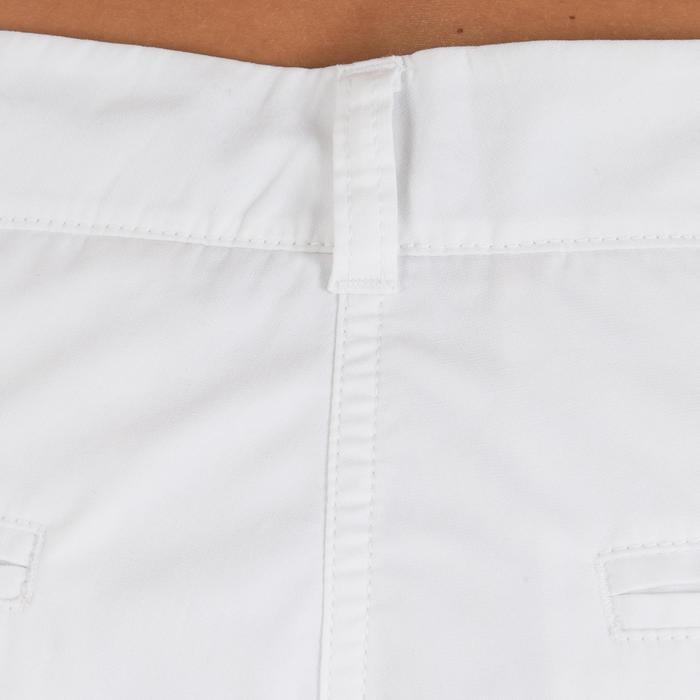 Segel-Hose 3/4-Hose 100 Damen weiß