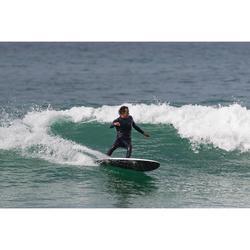 Men's Surfing 3/2 mm Neoprene Wetsuit 500 - Navy Blue