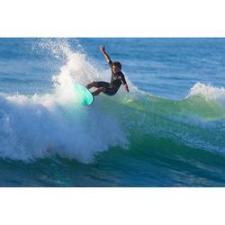 Combinaison Surf shorty 900 Néoprène 2mm No Zip Homme noire
