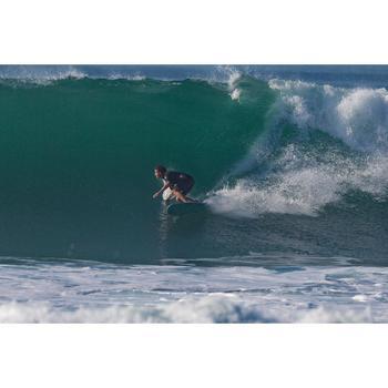 Neoprenanzug Shorty 900 Surfen 2mm No Zip Herren schwarz