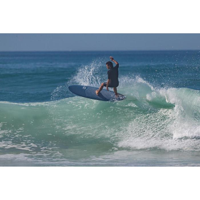 Surfboard 900 Schaumstoff Soft 7' mit 3 Finnen