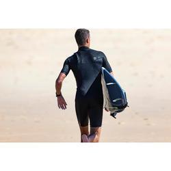 Neoprenanzug Surfen Shorty 900 No Zip Herren schwarz