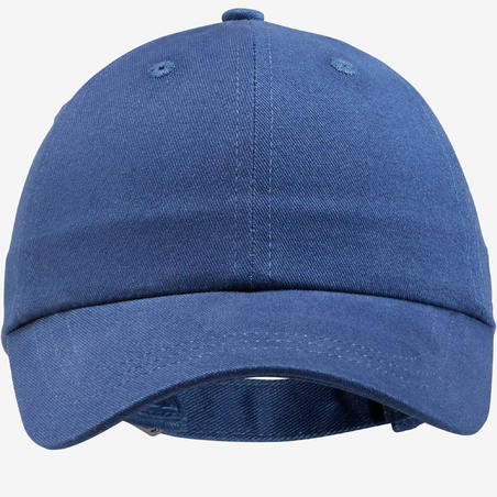 W100 Gym Cap - Blue Print- Girls'