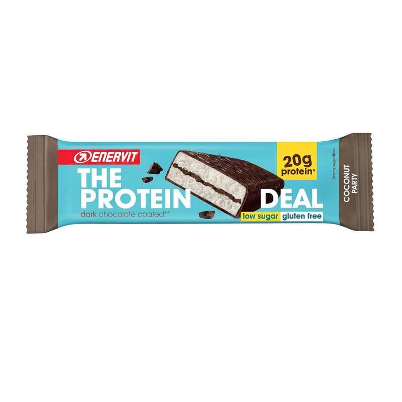 PROTEINE E COMPLEMENTI ALIMENTARI Proteine e complementi - BARRETTA PROTEIN DEAL COCCO ENERVIT - Boutique alimentazione 2019