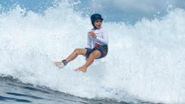 Olaian Apprendre le surf Protection