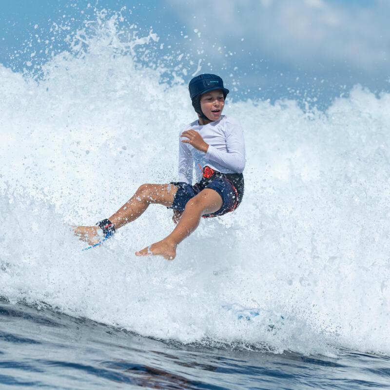 pourquoi surfer avec un casque de surf