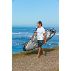 "Boardbag Transporthülle verstellbar für Surfboard 5'4""–7'2"" (162–218cm)"