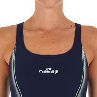 Women's one-piece chlorine-resistant swimsuit Kamiye