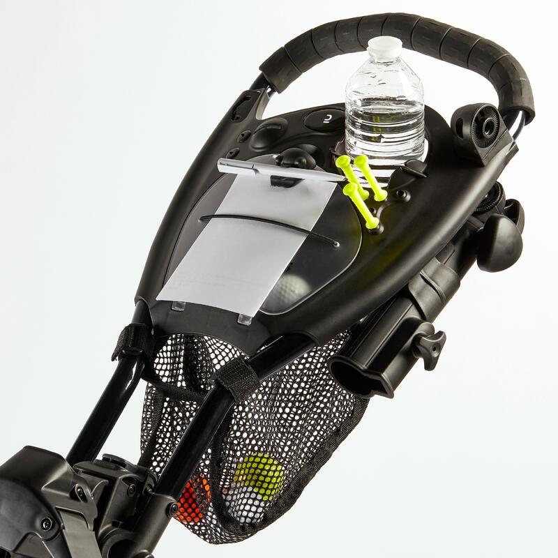 Golf Trolley 900 3-Wheels Black