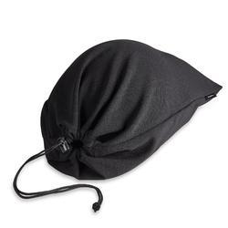 Casque équitation 900 noir + sac