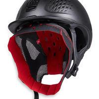 900 horseback riding helmet and bag
