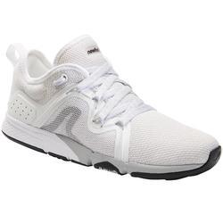 PW 540 Flex-H+ Women's Fitness Walking Shoes - White