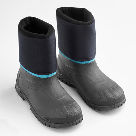 SH100 Warm and Waterproof Snow Boots - Kids