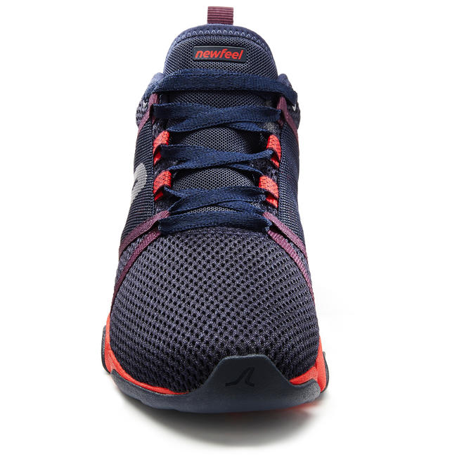 Men's Fitness Walking Shoes PW 540 Flex-H+ - blue/red