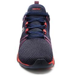 Freizeitschuhe Walking PW 540 FlexH+ Herren blau/rot