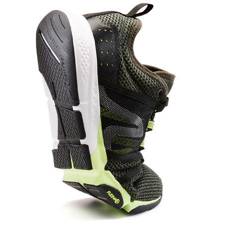 Men's Fitness Walking Shoes PW 540 Flex-H+ - khaki/green