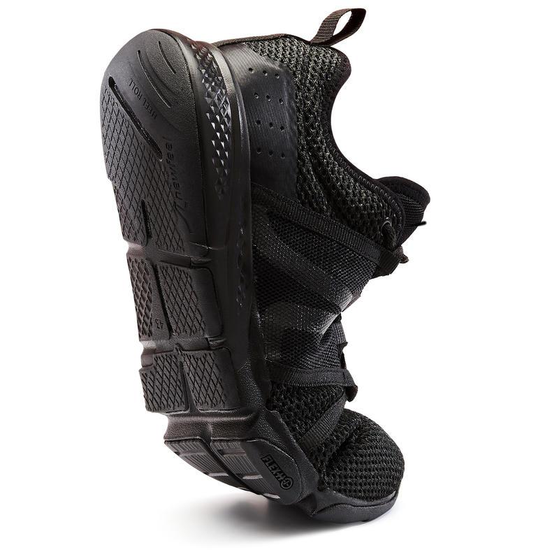 Men's Fitness Walking Shoes PW 540 Flex-H+ - black