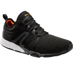 Women's Fitness Walking Shoes PW 540 Flex-H+ - black/orange