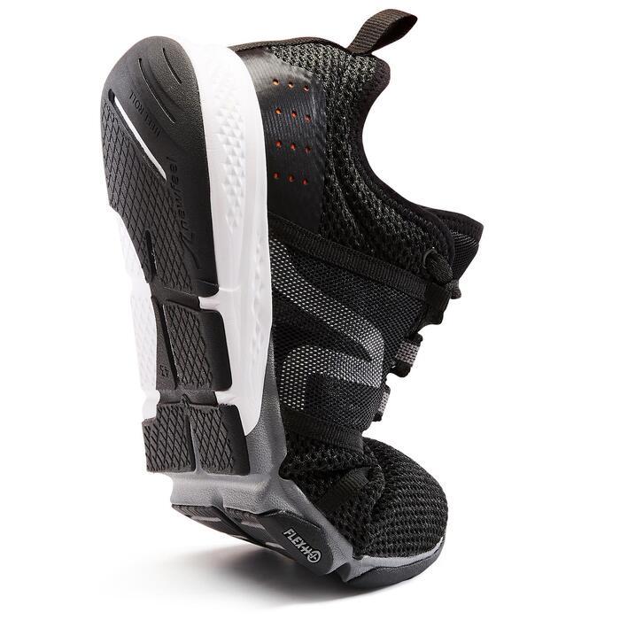 Chaussures marche sportive homme PW 540 Flex-H+ noir / orange