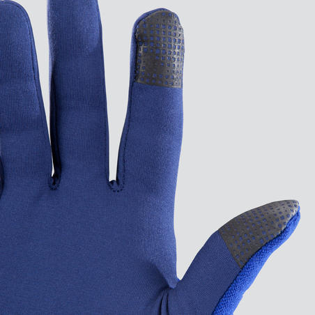 EVOLUTIV BY NIGHT GLOVES - BLUE Additional mitten cover