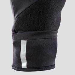 GUANTES EVOLUTIV BY NIGHT NEGRO Manoplas integradas
