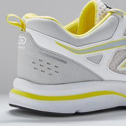 Zapatillas Running Kalenji Run Active Hombre Blanco