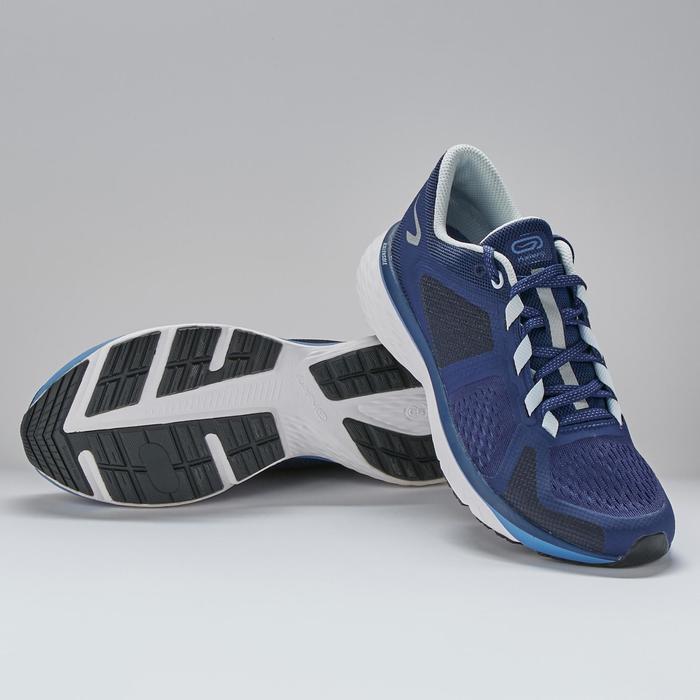 跑鞋RUN SUPPORT CONTROL F深藍色