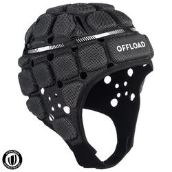 Casco Rugby Offload R900 adulto negro