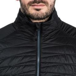 VESTE LEGERE CLUB RUGBY ZIP 500 ADULTE Noir
