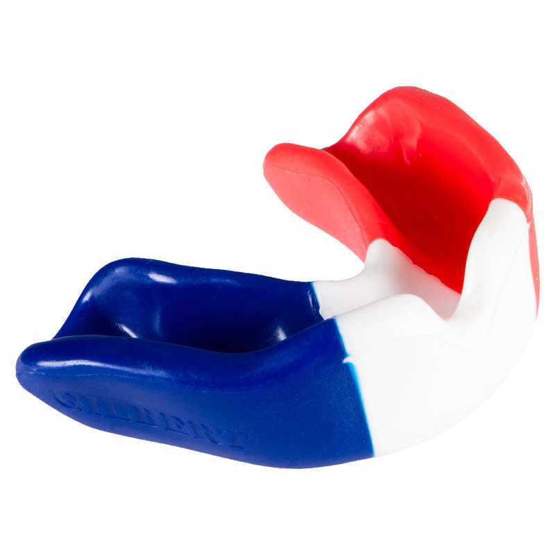 GUM SHIELD RUGBY Rugby - Adult Mouthguard - France GILBERT - Rugby