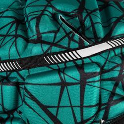 Scrumcap 500 volwassenen groen/zwart