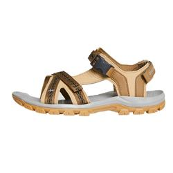 NH110 Mens Walking Sandals - Beige/Blue