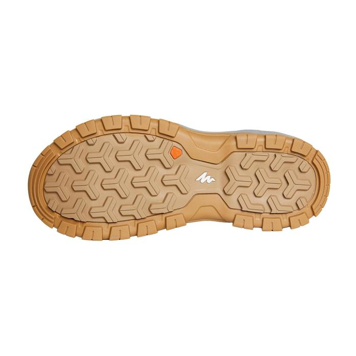 Sandalias de senderismo naturaleza NH110 beige hombre