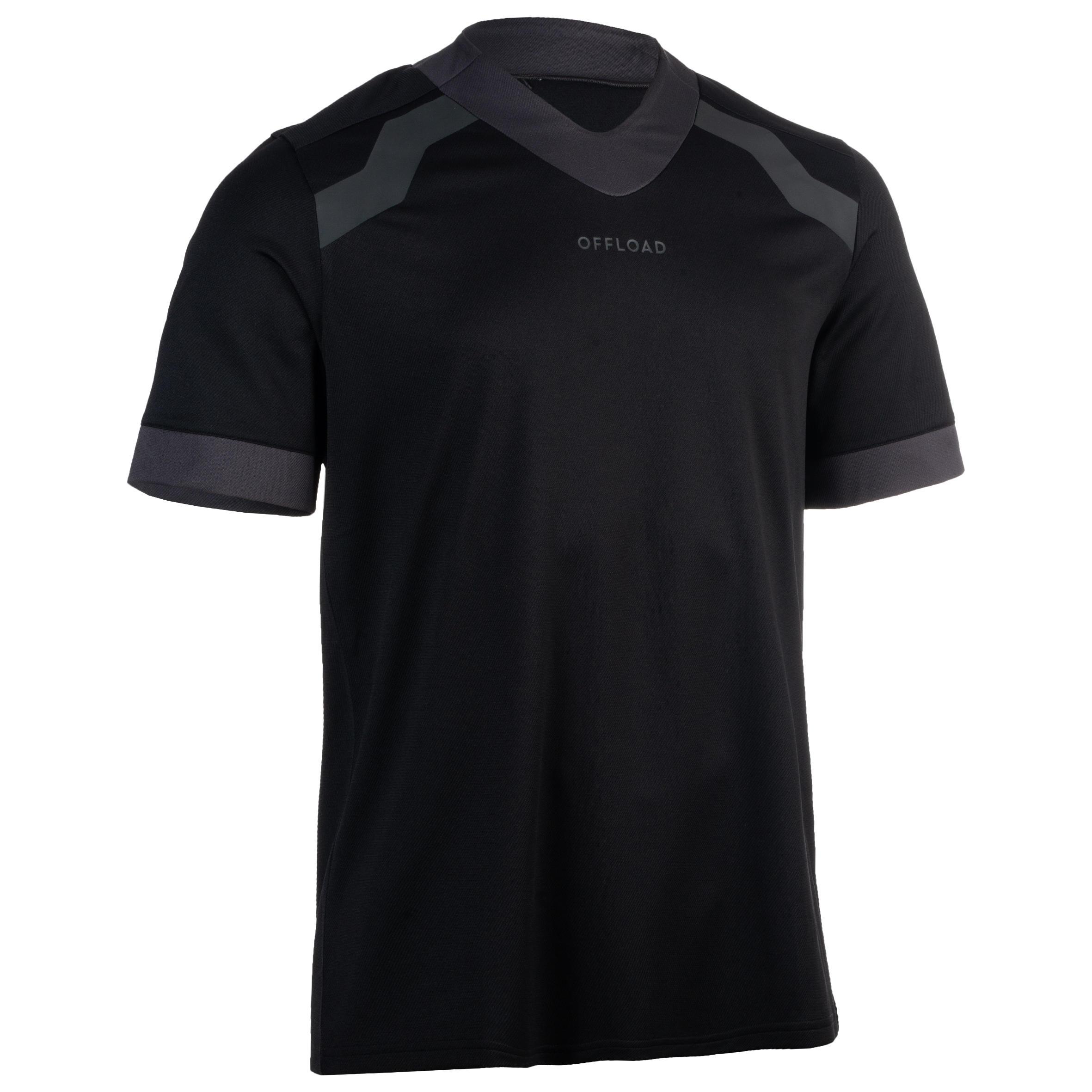 Tricou Rugby R100 Bărbați imagine