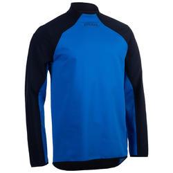 3e011862d Sudadera de entrenamiento de rugby R500 adulto azul