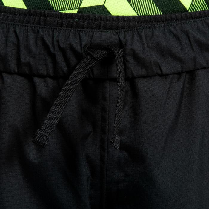 Rugby Regenhose wasserdicht Offload R500 Kinder schwarz