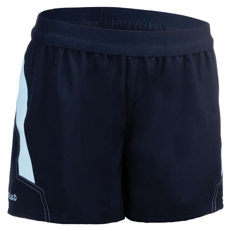 RUGBY WOMAN Rugby - Women's Shorts R500 - Navy OFFLOAD - Rugby Clothing