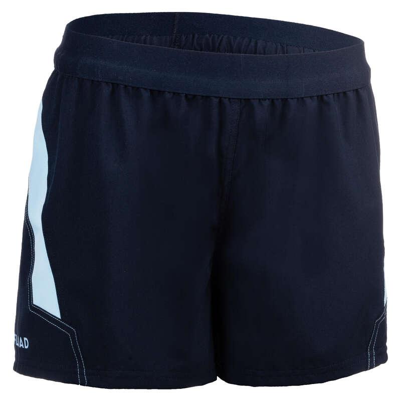 RUGBY DONNA Sport di squadra - Short rugby donna R500 blu OFFLOAD - Abbigliamento Rugby