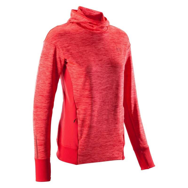 Női téli ruházat Futás - Női kapucnis futófelső KALENJI - Minden ami futás