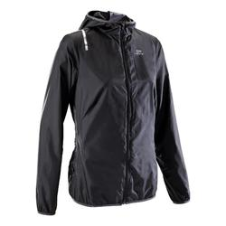 Women's Jogging Wind Jacket Run Wind - black