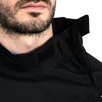 """Ūdensnecaurlaidīga pieaugušo regbija jaka """"R500"""", melna"""