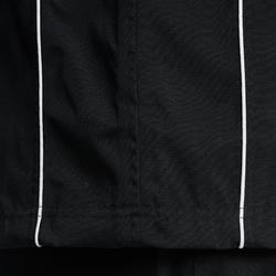 Smocktop Rugby R500 wasserdicht Erwachsene schwarz