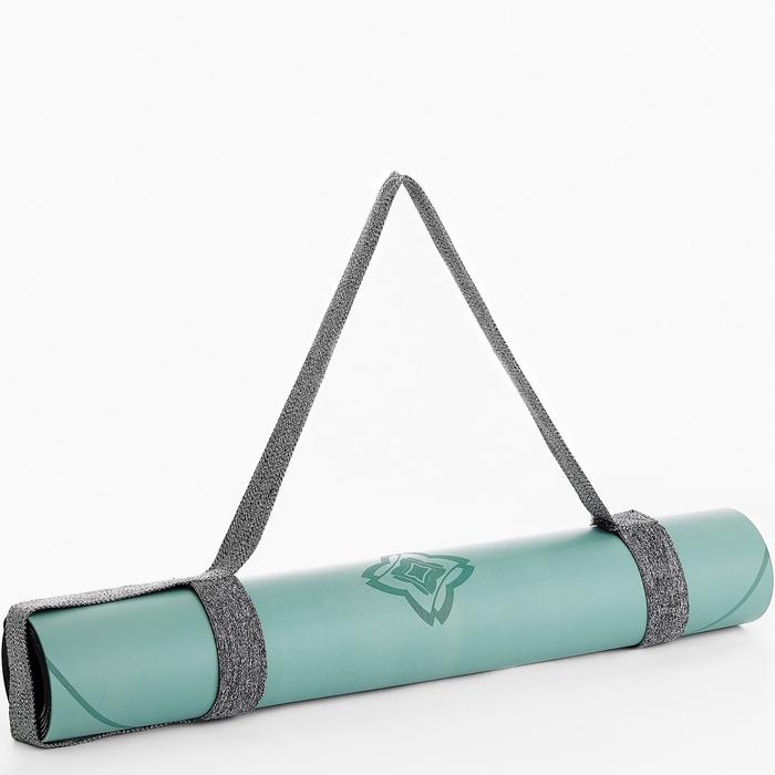 Dynamic Yoga Mat Grip + 3mm - Green
