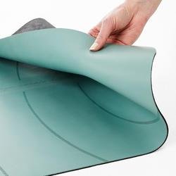 Dynamic Yoga Mat Grip + 3mm - Green