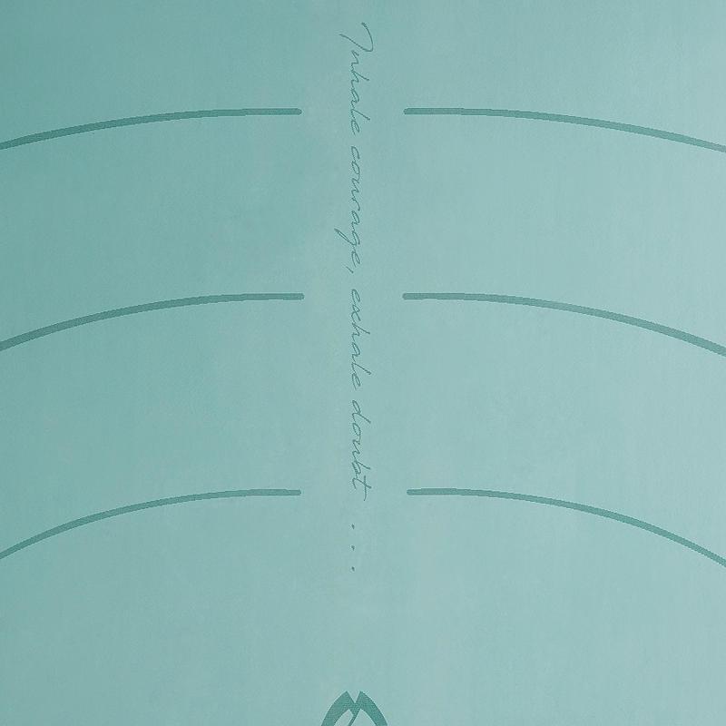 เสื่อสำหรับไดนามิกโยคะรุ่น Grip+ 3 มม. (สีเขียว)